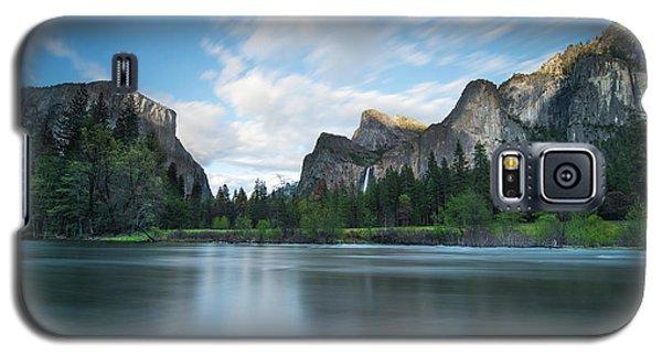 Yosemite National Park Galaxy S5 Case - Beautiful Yosemite by Larry Marshall