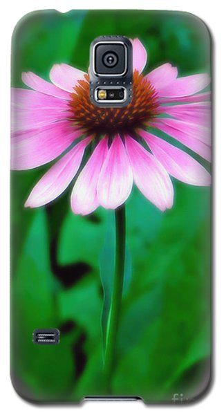 Beauty Among The Leaves Galaxy S5 Case