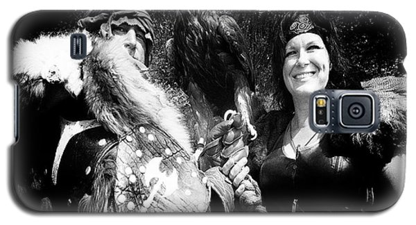 Galaxy S5 Case featuring the photograph Beauty And The Beasts by Bob Christopher
