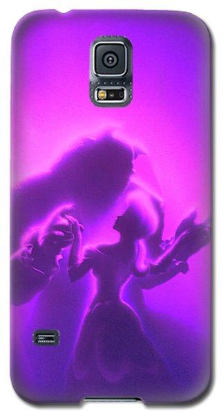 Beauty Beast Galaxy S5 Case