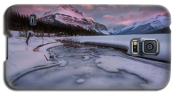Beauty Creek, Jasper National Park Galaxy S5 Case