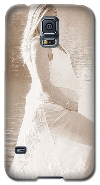 Beauty Growing Within Galaxy S5 Case