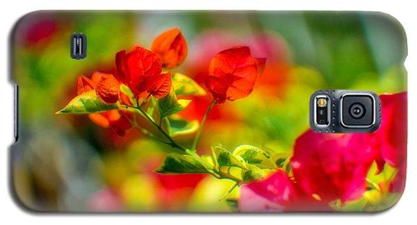 Beauty In A Blur Galaxy S5 Case