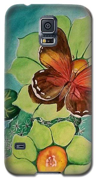 Beauty In Butterflies Galaxy S5 Case