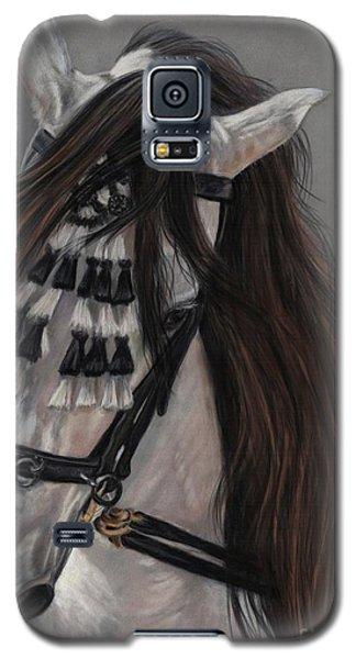 Beauty In Hand Galaxy S5 Case by Sheri Gordon