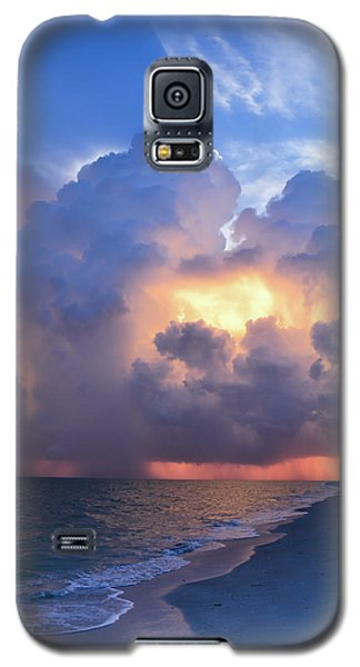 Galaxy S5 Case featuring the photograph Beauty In The Darkest Skies II by Melanie Moraga