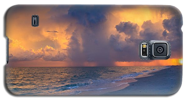 Galaxy S5 Case featuring the photograph Beauty In The Darkest Skies by Melanie Moraga