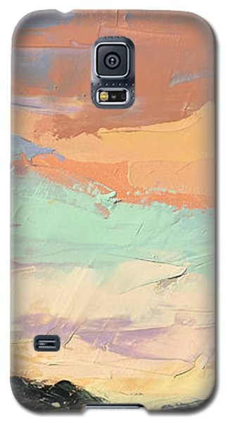 Beauty In The Journey Galaxy S5 Case by Nathan Rhoads