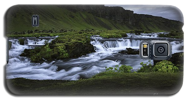 Galaxy S5 Case featuring the photograph Beauty Is Everywhere In Iceland by Nancy Dempsey