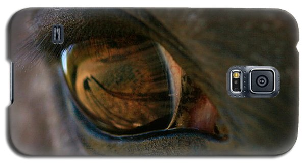 Beauty Is In The Eye Of The Beholder Galaxy S5 Case by Angela Rath
