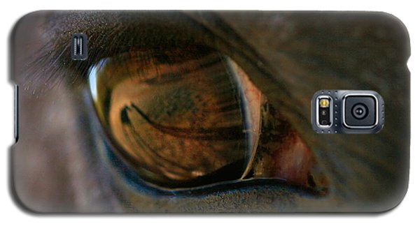 Beauty Is In The Eye Of The Beholder Galaxy S5 Case