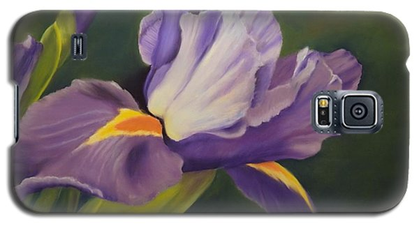Beauty Is In The Iris Galaxy S5 Case