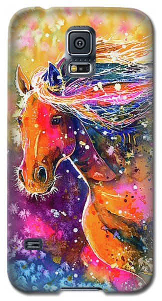 Beauty Of The Prairie Galaxy S5 Case