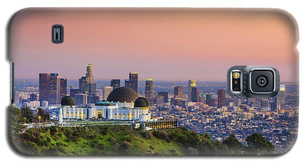 Beauty On The Hill Galaxy S5 Case