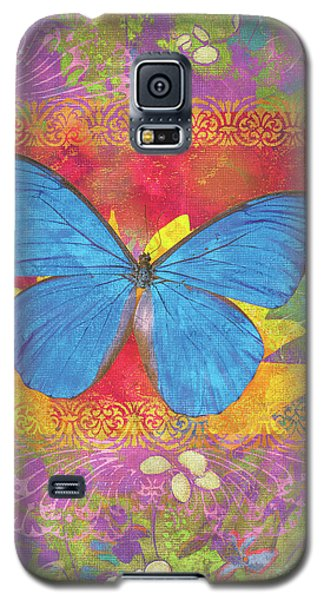 Beauty Queen Butterfly Galaxy S5 Case by JQ Licensing