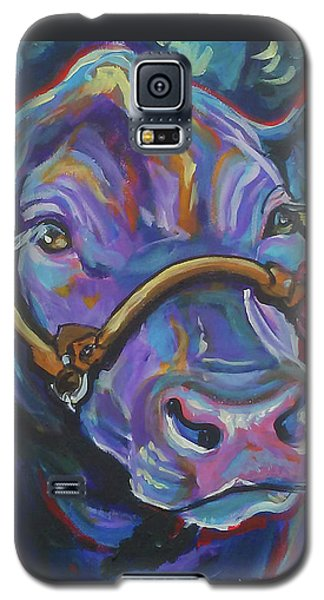 Beauty Queen Galaxy S5 Case by Jenn Cunningham