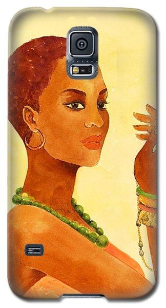 Beauty Stance Galaxy S5 Case