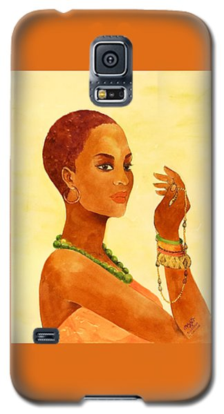 Beauty Stance Galaxy S5 Case