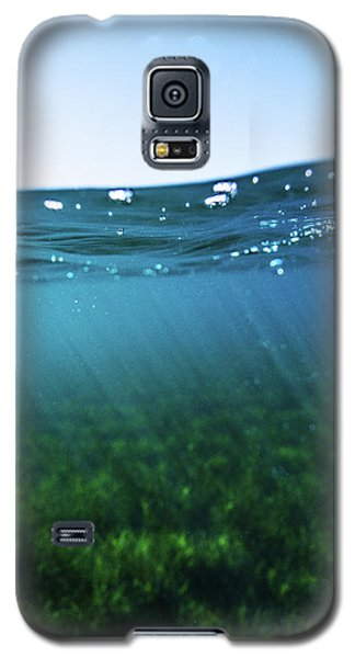 Beauty Under The Water Galaxy S5 Case
