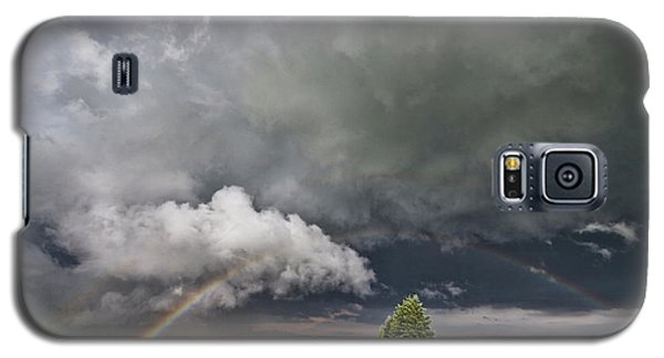 Beauty Within Darkness Galaxy S5 Case