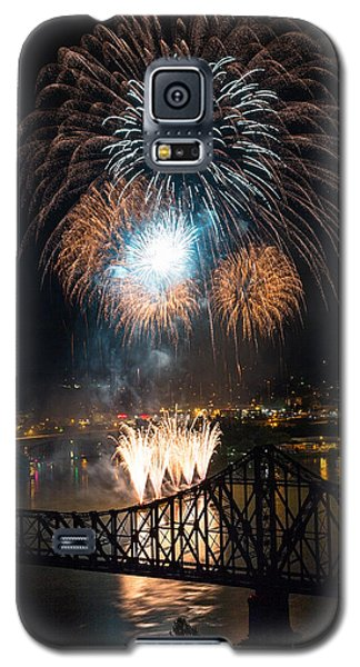 Beaver County Fireworks 2 Galaxy S5 Case
