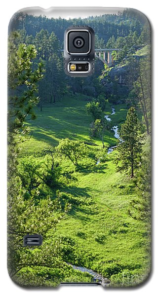Beaver Creek In The Spring Galaxy S5 Case