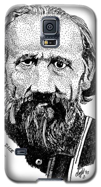 Beaver Dick Leigh Galaxy S5 Case