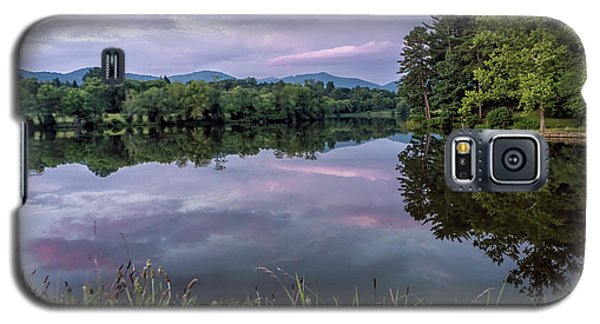 Beaver Lake Reflections Galaxy S5 Case