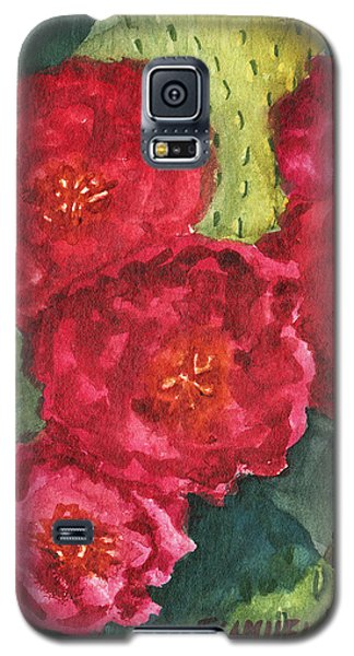 Beavertail Cactus Galaxy S5 Case