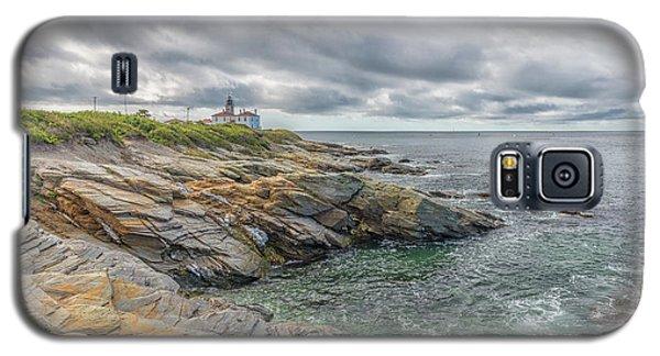 Beavertail Lighthouse On Narragansett Bay Galaxy S5 Case