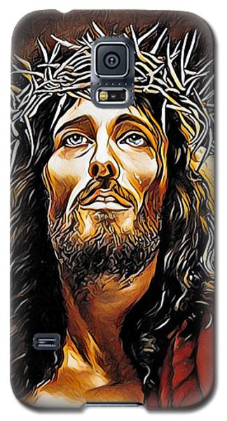 Because He Loves You Galaxy S5 Case
