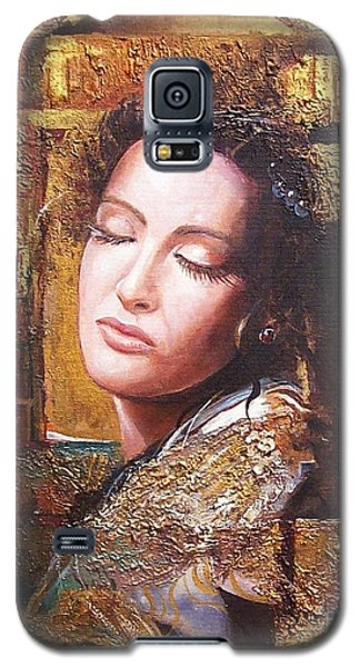 Because You Are Beautiful Galaxy S5 Case
