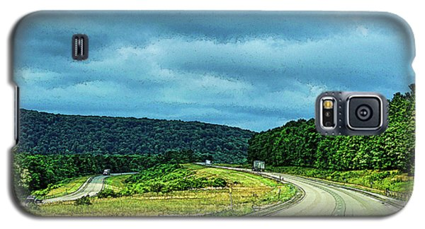 Beckoning Road Galaxy S5 Case