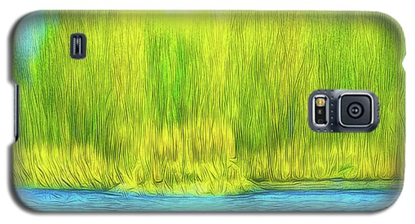 Beckoning Woods Galaxy S5 Case