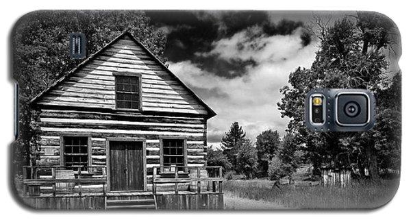Beckwourth Cabin Galaxy S5 Case