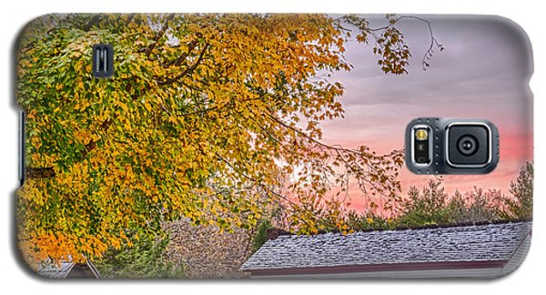 Galaxy S5 Case featuring the photograph Becky Cabel House by Tyson and Kathy Smith