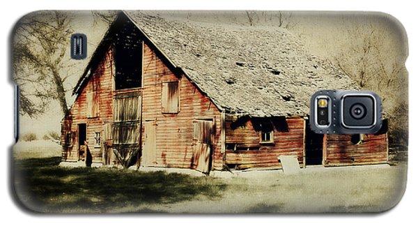 Beckys Barn 1 Galaxy S5 Case by Julie Hamilton