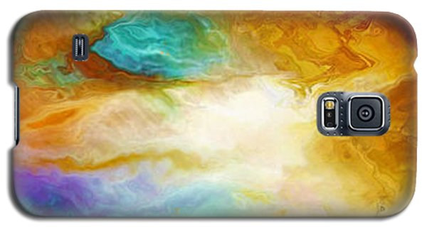 Becoming - Abstract Art Galaxy S5 Case