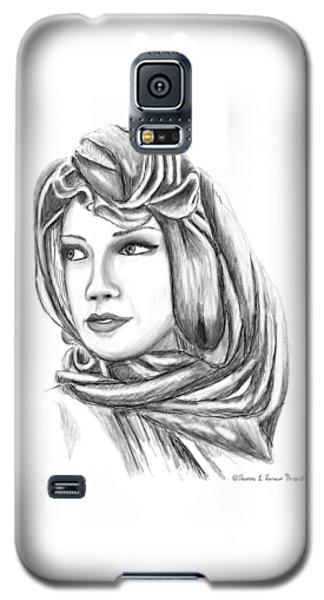 Bedouin Woman Galaxy S5 Case