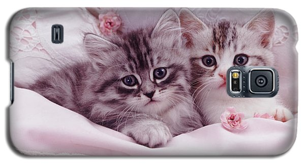 Bedtime Kitties Galaxy S5 Case