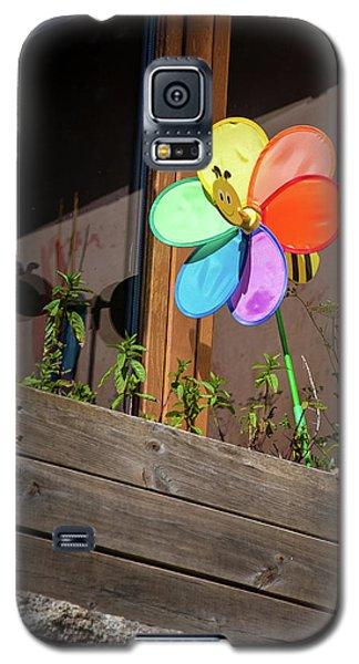 Bee A Wind Spinner? Galaxy S5 Case