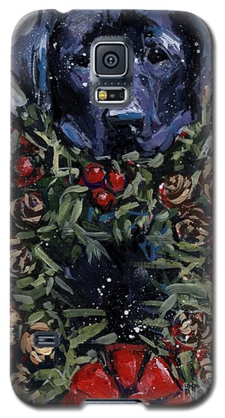 Bee Bows Galaxy S5 Case by Molly Poole