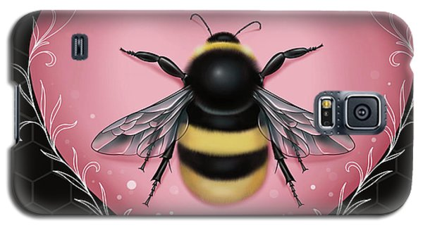 Bee Galaxy S5 Case
