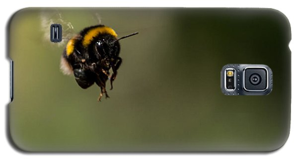 Bee Flying - View From Front Galaxy S5 Case