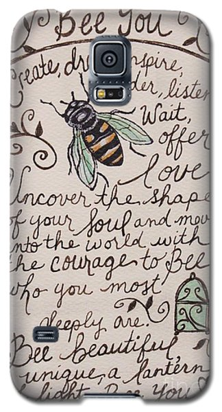 Bee You Galaxy S5 Case