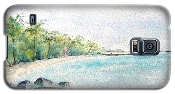 Beef Island Lagoon Galaxy S5 Case