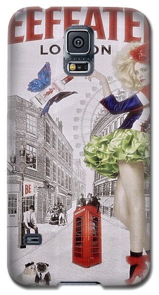 Beefeater Gin Galaxy S5 Case
