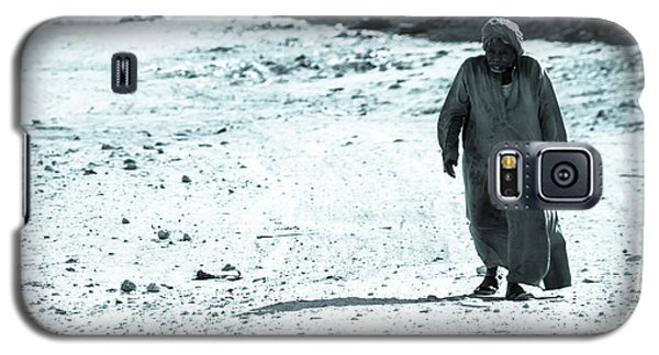 Galaxy S5 Case featuring the photograph Been Doing This Walk For So Many Years by Jez C Self