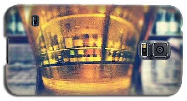 #beer #bar #bottles #irish #drinking Galaxy S5 Case