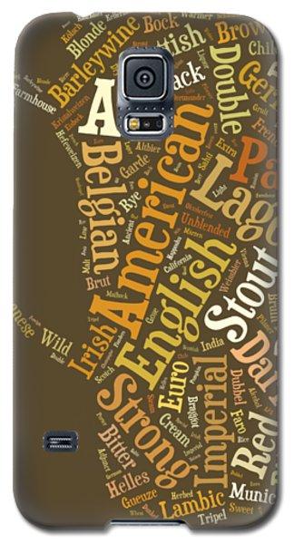 Beer Lovers Tee Galaxy S5 Case